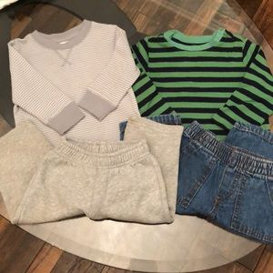 4 Piece Circo 12 Month Boy Bundle